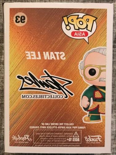 Stan Lee Toy Exclusive #93 Pop! Vinyl Figure