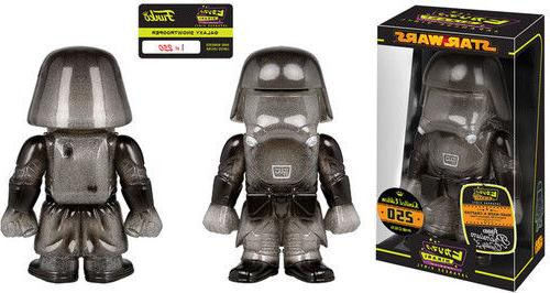 star wars collectible figure set galaxy snowtrooper