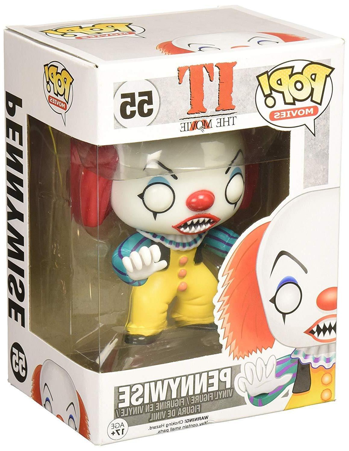 Funko Stephen Pennywise Pop Figure