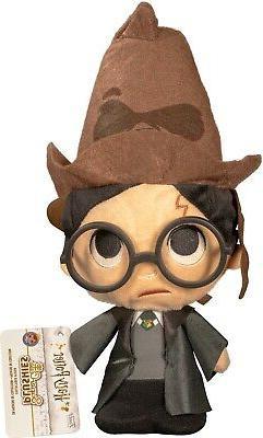"FunKo Supercute Harry Potter with Sorting Hat 8"" Plush Figur"