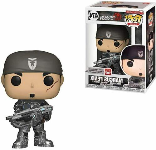 toys pop games gears of war marcus