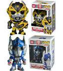 Transformers OPTIMUS PRIME#101 BUMBLEBEE#102 Funko Pop Figur