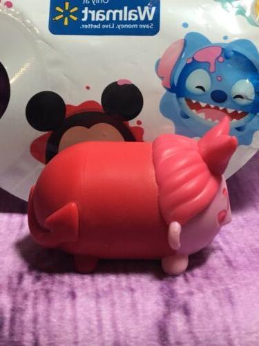 Disney Tsum Pop Red Lock Large Bag
