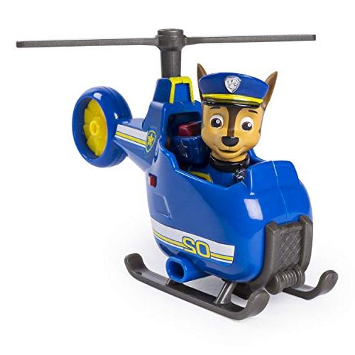 PAW Chase's Helicopter Collectible Ages and