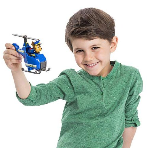 Chase's Mini Helicopter Collectible Figure, Ages and Up