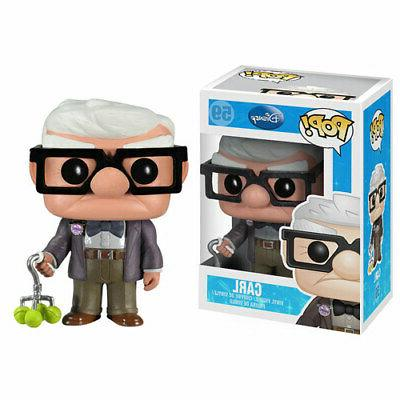 up carl disney pixar pop vinyl figure