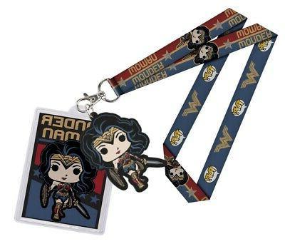 Wonder Woman Movie Funko Lanyard: Toy