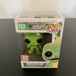 Land Of The Lost Sleestak Funko Pop Figure 2017 Fall Convent