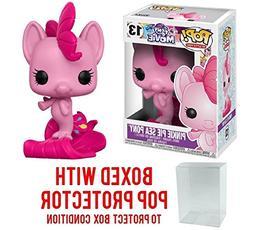 My Little Pony Movie Pinkie Pie Sea Pony Pop! Vinyl Figure a