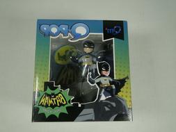 Loot Crate Exclusive DC Q-Pop Batman Classic TV Series Vinyl