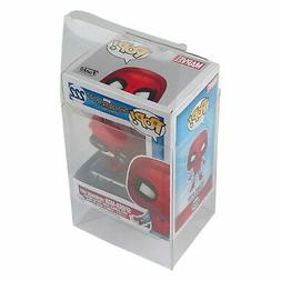 Lot 5 20 50 100 Collectibles For Funko Pop Protector Case 4""