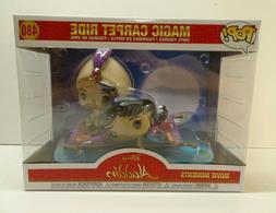 Magic Carpet Ride #480 POP! Figure  Funko New Disney Aladdin