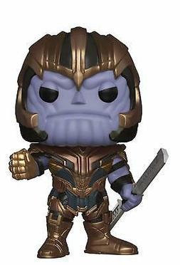 Marvel Avengers: Endgame Thanos Bobblehead Pop! Vinyl Figure