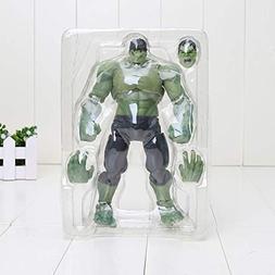 ALANAST Marvel Avengers Titan Hero Series Hulk Action Figure