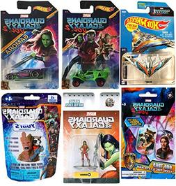 Marvel Guardians of the Galaxy Vol. 2 Hot Wheels Cars Movie