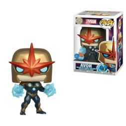 Funko Marvel Nova Prime Pop Vinyl Figure PX Exclusive w Pop