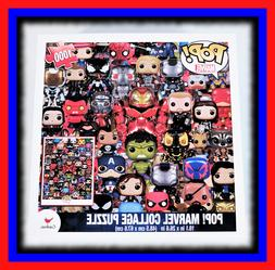 Marvel Funko Pop Puzzle  Brand New Factory Sealed Avengers G