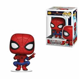 Marvel Spider-Man Far From Home Spider-Man Hero Suit Bobbleh