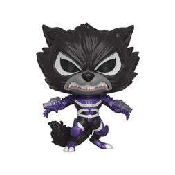 Funko Marvel Venom POP Venomized Rocket Raccoon Vinyl Figure