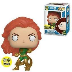 marvel x men phoenix green gitd pop