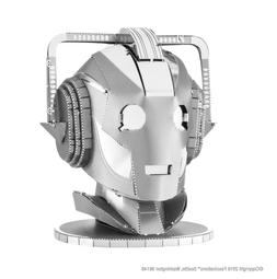 Fascinations Metal Earth 3D Laser Cut Steel Model Kit Doctor