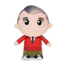 Funko Mister Rogers' Neighborhood Plushie Mister Rogers Plus