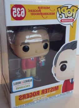 Mister Rogers w/ Puppet Barnes & Noble Exclusive Funko POP V