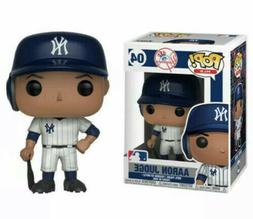 MLB New York Yankees POP MLB Aaron Judge Vinyl Figure #04 Wi