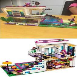 NEW Livi's House Pop Star Friends Building Blocks Figures To