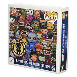 NEW Funko Pop DC Heroes Collage Puzzle w/ Mystery Figure war