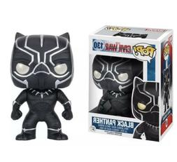 NEW Funko POP Marvel: Captain America 3: Civil War Action Fi