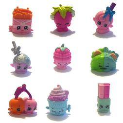 New Shopkins Loose Single Figure Food Fair Lunch Box Season