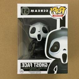 New With BOX Funko Pop Scream GHOST FACE Vinyl Action Figure