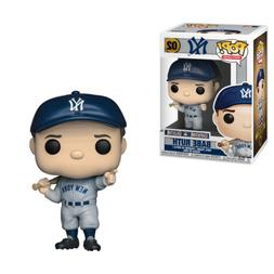 New York Yankees Babe Ruth Pop! Sports Legends Vinyl Figure