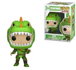 NIB FUNKO POP! Games: Fortnite S1a - Rex  Vinyl Figure