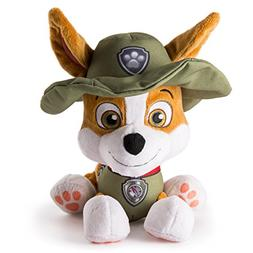 Nickelodeon Paw Patrol Jungle Rescue Tracker Plush Pup, New