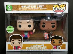 Parks and Recreation Tom Jean-Ralphio 2018 ECCC Excl FUNKO P