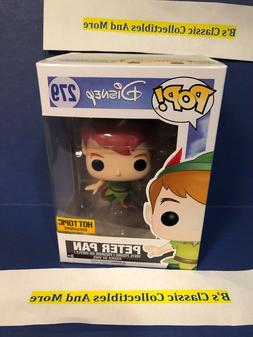 Peter Pan POP Vinyl Figure #279 Disney Peter Pan Funko Hot T
