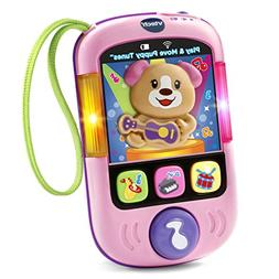 VTech Play & Move Puppy Tunes , pink