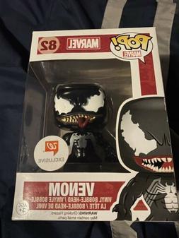 Funko Pop # 82 Venom Marvel Walgreens Exclusive Vinyl Figure