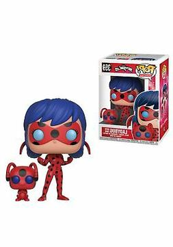 Pop! And Buddy: Miraculous: Ladybug with Tikki figure