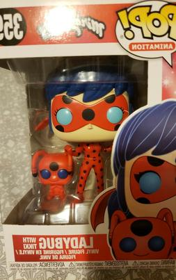 Funko POP! And Buddy:Miraculous Ladybug With Tikki Collectib