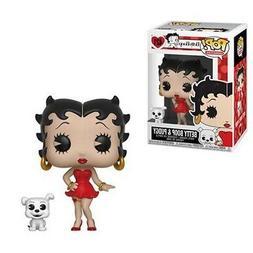 Funko POP! Animation - Betty Boop: Betty Boop & Pudgy Figure