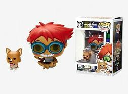 Funko Pop Animation: Cowboy Bebop - Ed and Ein Vinyl Figure