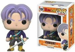 Funko POP Animation Dragonball Super Sword Trunks Vinyl Acti
