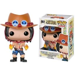 Funko POP! Animation : One Piece - Portgas. D. Ace #100, New