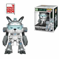 "Funko Pop! Animation Rick & Morty 6"" Exoskeleton Snowball #5"