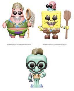 Funko Pop! Animation: Spongebob Movie 2020  Vinyl Figures