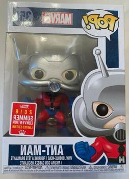 Funko POP Ant-Man Vinyl Figure #350 2018 Limited Edition Sum