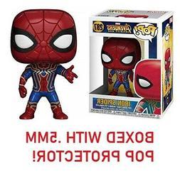 Funko Pop! Avengers Infinity War Iron Spider Vinyl Figure #2